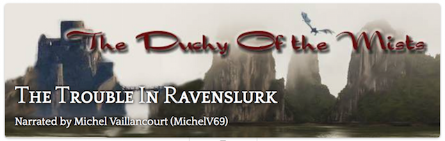 Duchy of the Mists Banner