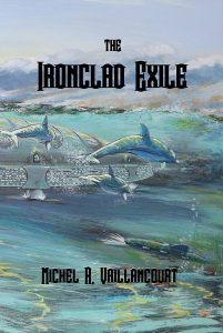 eBook Cover: the Ironclad Exile