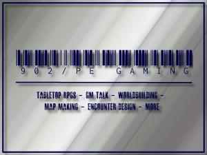 902/PE Gaming Twitch Title Screen